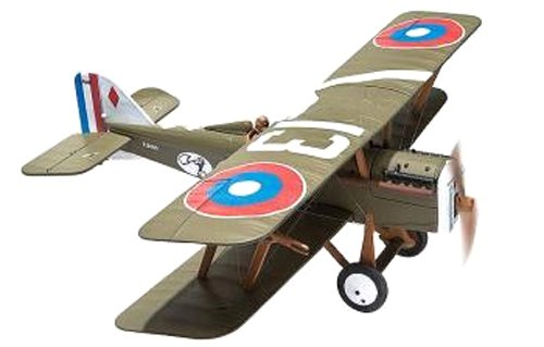 Corgi - CAA37706 - Radio Commande, Véhicule Miniature - SE5A F8005 - 25th Aero Sqn USAAS - Late 1918