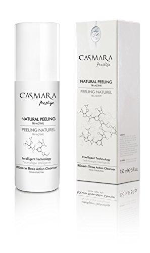 Casmara Natural Peeling Tri-Active, Exfoliante natural tri-activo, 150 ml