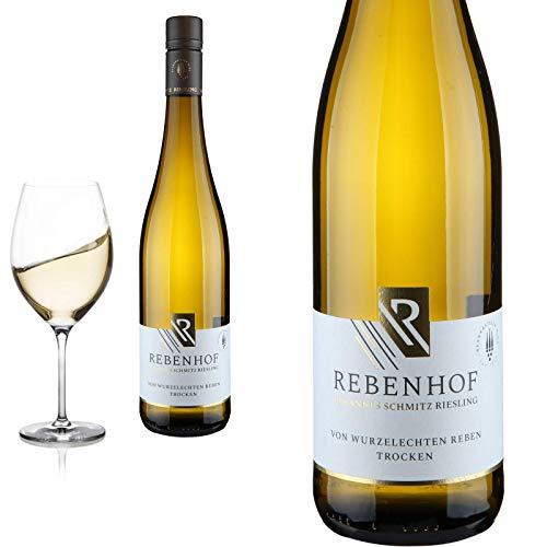 2018 Riesling - trocken von wurzelechten Reben Rebenhof-Schmitz, Ürzig - Weißwein