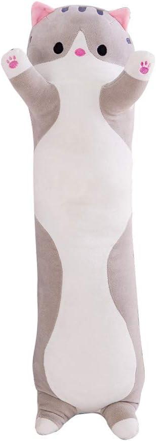 GRTLPOK Cute Plush Dedication Cat Max 49% OFF Doll S Toy Soft Pillow
