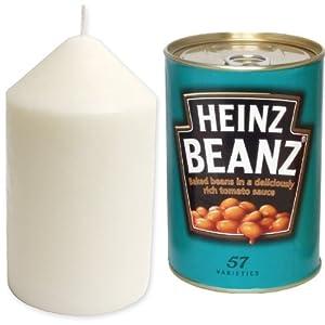 Sterling 701C- Caja fuerte convencional + 202HB Heinz - Lata de judías falsa con compartimento secreto