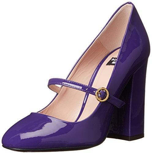 Boutique Moschino Claudette - Bomba de Vestir para Mujer, Púrpura, 38 EU/8 M US