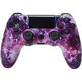 PS4 SLIM / PS4 PRO、PC用USBコントローラー、デュアル振動オーディオ機能PlayStation Controllerジョイスティック,A