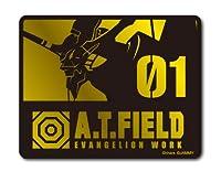 A.T.FIELD ステッカー 初号機 01 ATF016G 鏡面 ゴールド エヴァンゲリオン