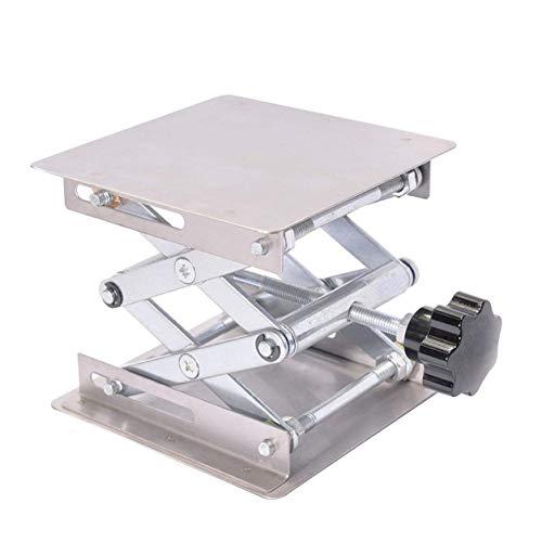YXDS Mesa elevadora Mesa elevadora Manual de oxidación de Aluminio Dispositivo de elevación de Laboratorio Soporte de elevación de Laboratorio
