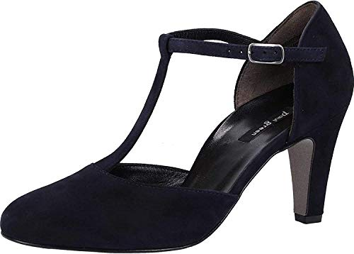 Paul Green 2931 Damen Pumps Blau, EU 37