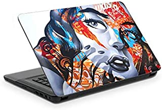 Artikel NS-048 Notebook/Laptop Sticker, Renkli