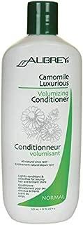 Aubrey Organics Chamomile Luxurious Volumizing Conditioner - 11 oz