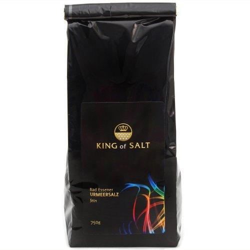 King of Salt Salz Fein 750 g, 1er Pack (1 x 750 g)