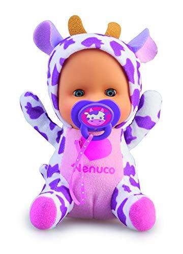 Nenuco- Disfraces animalitos, Vaquita
