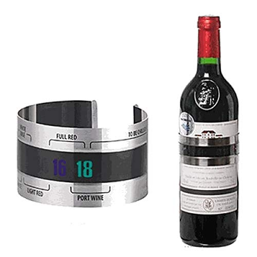 OUYOU『ワイン温度計ステンレススチール』