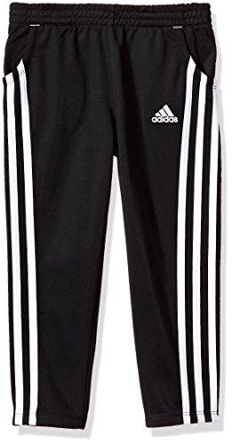 Adidas Toddler Girls' Yrc Warm up Tricot Pant, Black, 3T