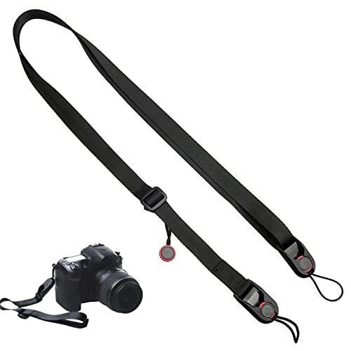 EFBQX Correa Cámara Para El Hombro De Las Cámaras Réflex Digitales Universales Cordón Cámara Ajustable Reutilizable Adecuado Para Sony Nikon