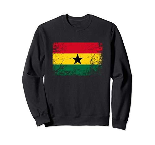 Bandera de ghana - Republic of Ghana Flag Sudadera