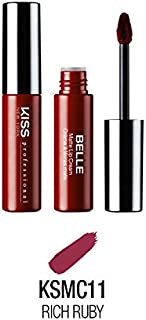 Kiss New York Pro Belle Soft Matte Lip Cream KSMC11 (Rich Ruby)