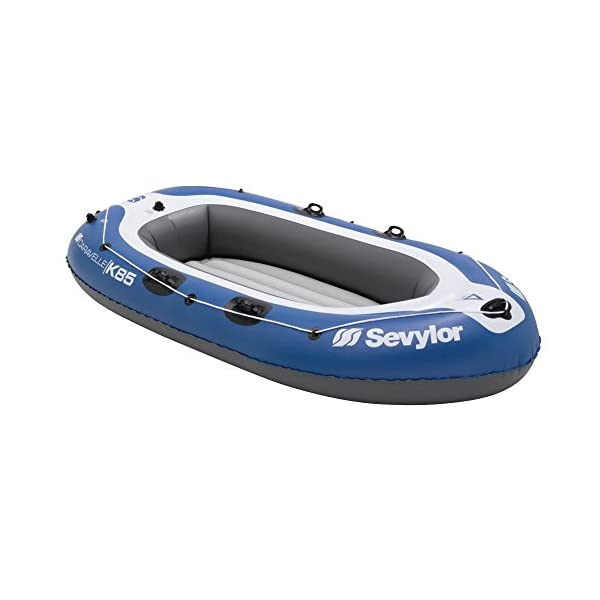 Sevylor Inflatable Boat - Blue/White