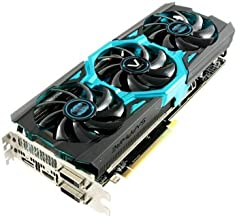 Sapphire Radeon Vapor-X R9 290 4GB GDDR5 Dual DVI-D/HDMI/DP TRI-X OC Version PCI-Express Graphics Card 11227-04-40G