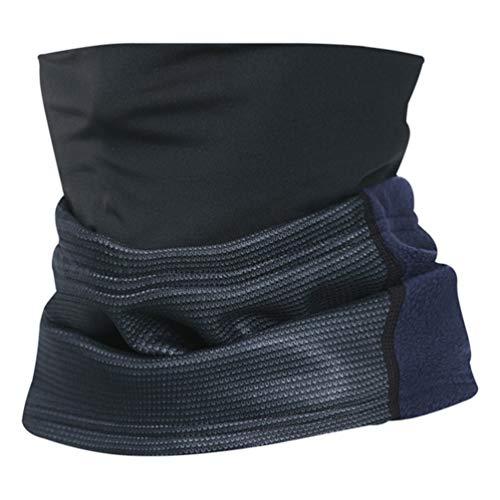 BESPORTBLE Polaina de pescoço de inverno Magic Face Cover Dust Wind Bandana Balaclava Headwear para pesca ao ar livre, caminhadas