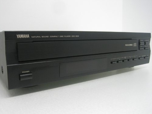 Yamaha CDC-502 Compact Disc Multi Player Changer 5 CD