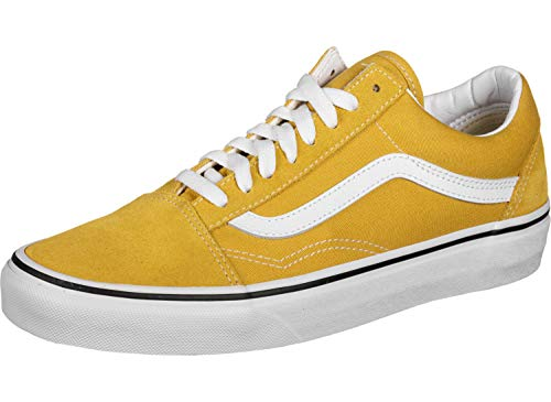 Vans Old Skool Calzado York Yellow/True White