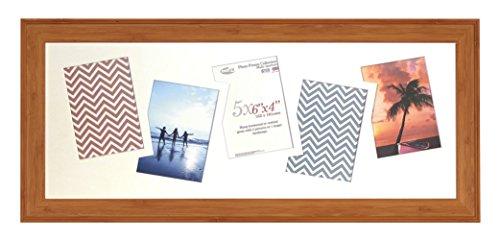 Inov8 Framing fotolijst Austen Pine Multi App 5X 6x4 2PK, Bruin, 53.34 x 20.32 x 2.54 cm
