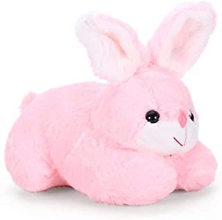 OSJS Toys Plush Cute Rabbit Soft Toys (Pink, 26 cm) (Pink)
