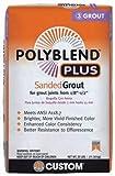 Grout Customs POLYBLEND Plus Sanded 25LB Bag (Bleached Wood 545)