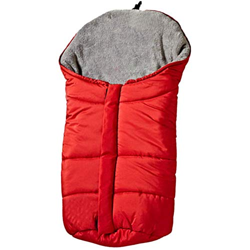 Meijunter Saco de Dormir para Bebés - Estera Universal Funda para el saco de Dormir Cojín de Cochecito Bunting Impermeable a Prueba de Viento Swaddle Blanket Durante 0-12 Meses