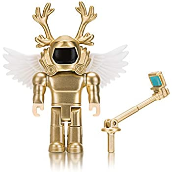 Roblox Flame Guard General Figure Pack Jazwares 99722