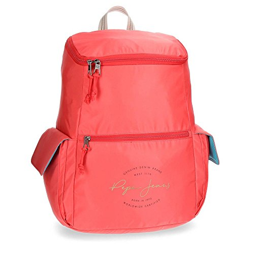 Rugzak Pepe Jeans Yoga Red