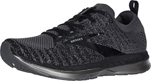 Brooks Men's Bedlam 2, Black/Grey, 9 D US