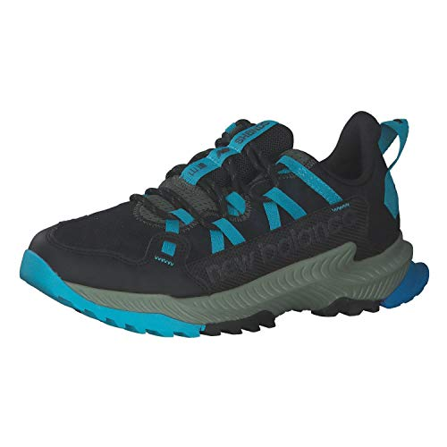 New Balance Zapatillas de Running para Hombre MTSHAMO_46,5, Color Negro, Talla 46,5 EU
