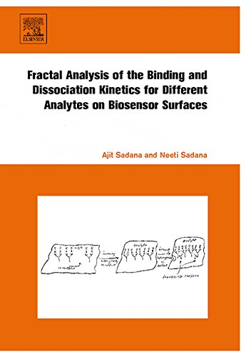 Fractal Analysis of the Binding and Dissociation Kinetics for Different Analytes on Biosensor Surfaces (English Edition)