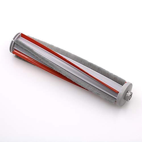Piezas de repuesto para limpiador de cepillo suave + cepillo de fibra de carbono + cepillo de ácaros + filtro HEPA para XIAOMI ROIDMI F8 kit de aspirador manual (color: B) accesorios de vacío