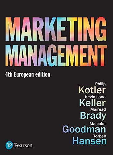 Marketing Management PDF eBook (English Edition)