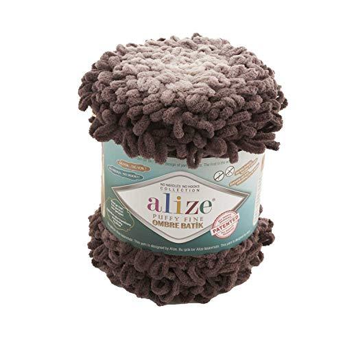 Alize Ovillo de lana para manta de bebé de 1 skn de...