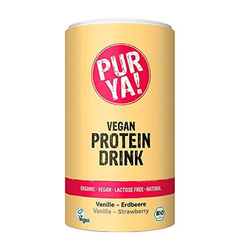 PurYa! Vegan Protein Drink, 550 g Dose