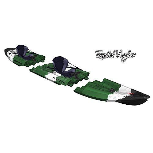 Point 65 N Tequila! GTX Tandem Angler Modular Kayak