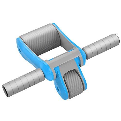 Jsmhh Core & Bauchtrainer Bauch Rad Abdominal Rad Huge Fitness Roller Mute AB Weight Loss Fitnessgeräte for Home Gym Bauchtrainer Ideal for Anfänger und erfahrene Leute sit up trainingsgert