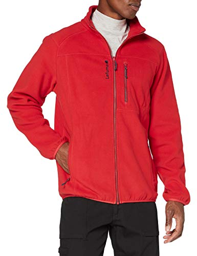 Lafuma Access Zip-in M, Giacca in Pile Uomo, Vibrant Red, S