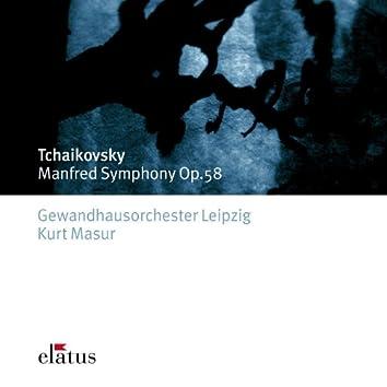 Tchaikovsky : Manfred Symphony  -  Elatus