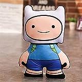 vwsitc Giocattoli di Peluche Simpatici Cartoni Animati Americani Adventure Time Peluche Cuscino Peluche Bambola di Pezza Giocattoli 40Cm