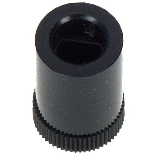 Fornateu Stereo Balance Autoradio manopola di Controllo del Veicolo Tono Nero di plastica manopola 16195412 Accessori Automotive