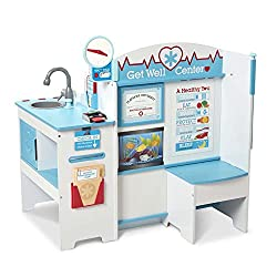 which is the best doctor play set in the world