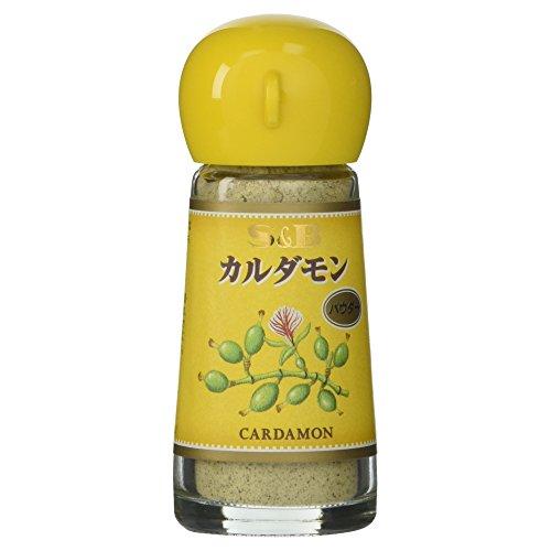 S&B カルダモン 瓶13g [9361]