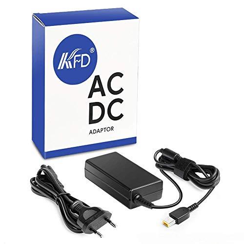 KFD 65W 20V Adaptador Batería Ordenador Cargador Portátil para Lenovo Yoga 2 Pro 13 14 15 11S 500 ThinkPad E550 T460 T440S G50-70 E560 T560 T460S T540P V110 V330 V130 V510 V720 V730 Flex 2 15 15D 14