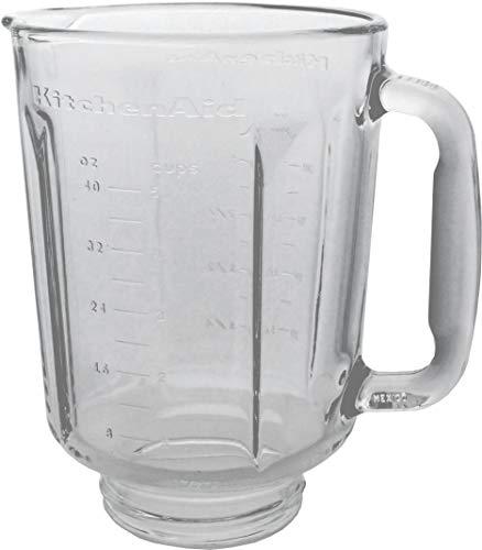 Kitchen Aid Standmixer Ersatz Glaskrug / Glasbehälter für KSB5/KSB52 Modell