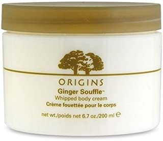 Origins Ginger Souffle Whipped Body Cream 200ml,6.7oz Moisturizer Care