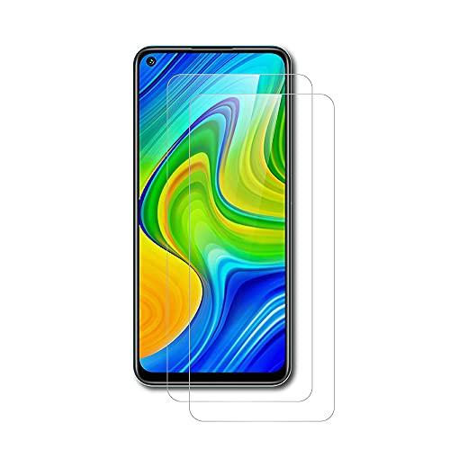 AICEK [2-Pack] Protector de Pantalla Compatible Samsung Galaxy A21s / Xiaomi Redmi...