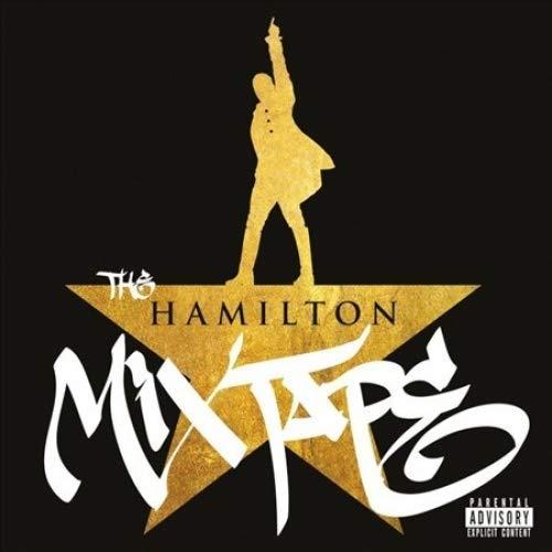 ORIGINAL BROADWAY CAST RECORDING - HAMILTON THE MIXTAPE (1 LP)